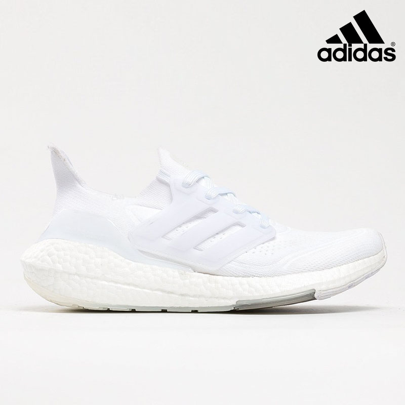 Adidas Ultra Boost 21 Triple 'CLOUD WHITE' - FY0379