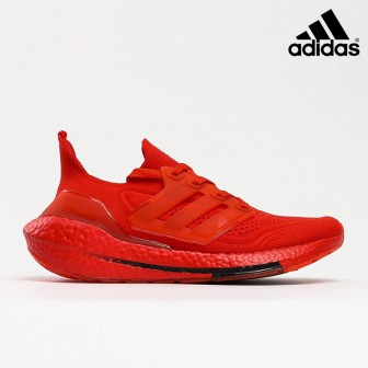 Adidas Ultra Boost 2021 'Vivid Red'