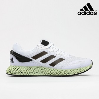 Adidas 4D Run 1.0 Superstar 'Footwear White' Black