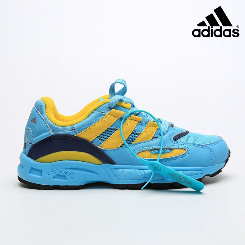 Adidas Originals LXCON 94 Cool Aqua Blue Yellow - EG8790