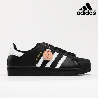 Adidas Superstar 'Core Black White'