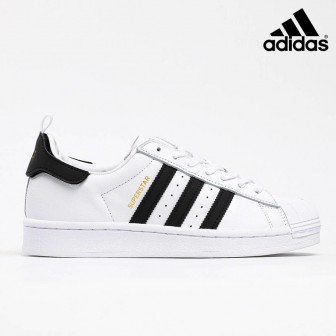 Adidas Superstar Tokyo Cloud White Core Black Gold