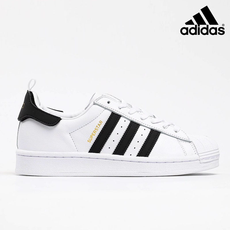 Adidas Superstar Tokyo Cloud White Core Black Gold - FX7783