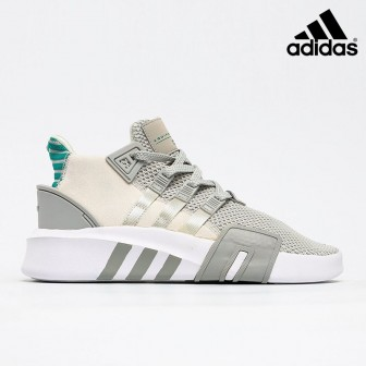 Adidas EQT Basketball Adv Grey One Sub Green Cloud White