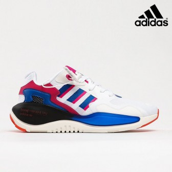 Adidas ZX Alkyne White Blue Pink Black