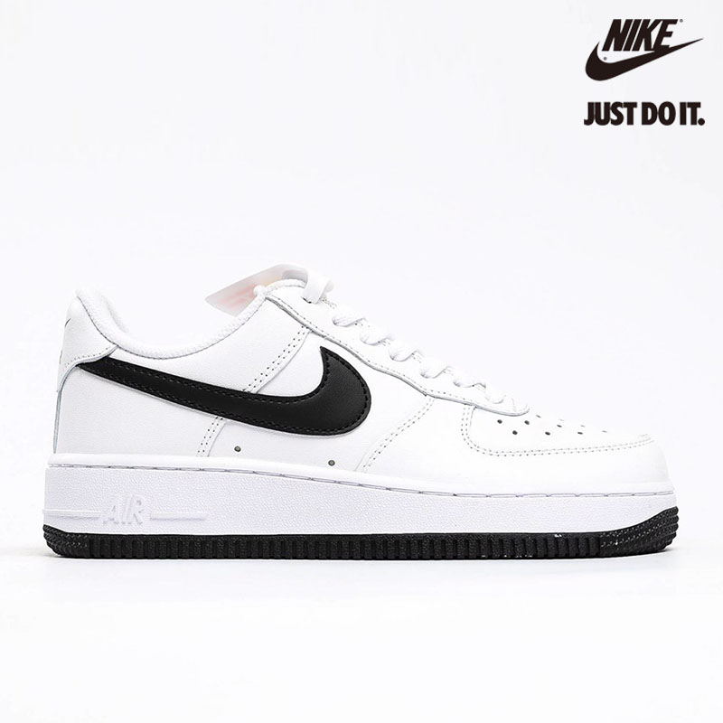 Nike Air Force 1 Low GS 'White Black' - 596728-182