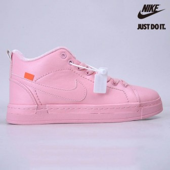 Nike Air Lunar Force 1 Duckboot Low Pink