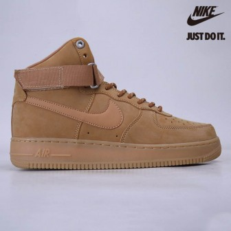 Nike Air Force 1 High LV8 Wheat Gum 'WHEAT'