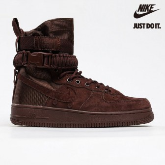 Nike SF Air Force 1 High 'Velvet Brown'