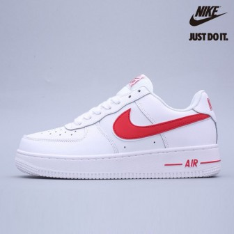 Nike Air Force 1 Low '07 3 'Gym Red'
