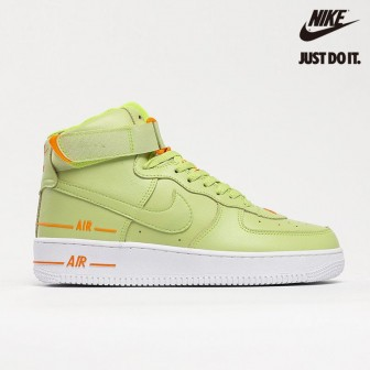 Air Force 1 High LV8 'Olive Aura' Aura