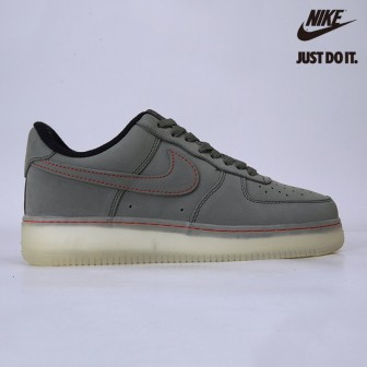 Nike Air Force 1 Low Upstep Olive Green Military Green