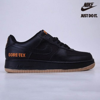 Nike Air Force One Low 'Gore-Tex' Black Light Carbon