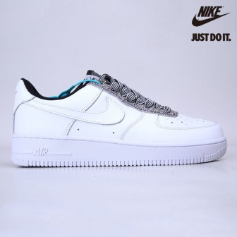 Nike Air Force 1 '07 LV8 Low 'White Grey'
