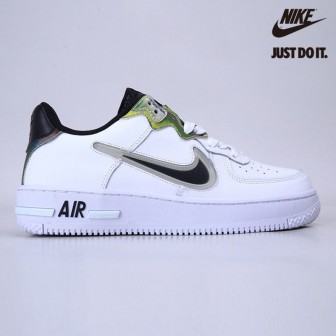 Nike Air Force 1 React LV8 'White Iridescent'