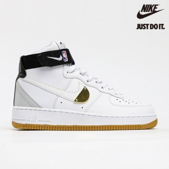 NBA x Nike Air Force 1 High '07 LV8 'White'