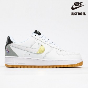 NBA x Air Force 1 LV8 1 HO20 GS 'White'
