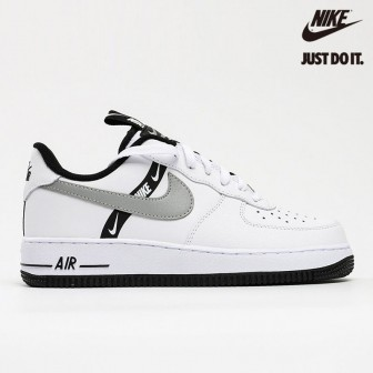 Nike Air Force 1 LV8 KSA GS 'Worldwide Pack - White Reflect Silver'