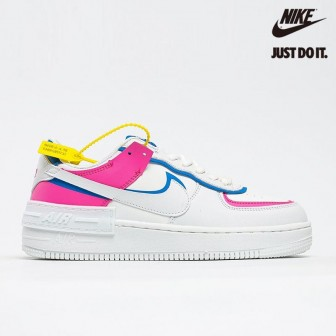 Nike Nike Air Force 1 Shadow 'COTTON CANDY' White Pink Blue