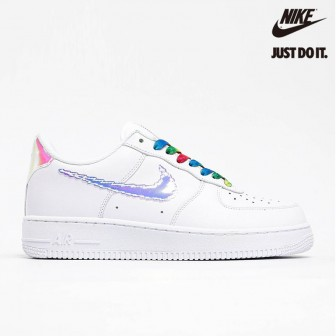 Nike Air Force 1 Low 'Iridescent Pixel Swoosh'