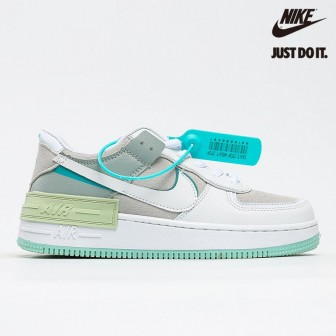 Nike Womens WMNS Air Force 1 Shadow 'Spruce Aura'