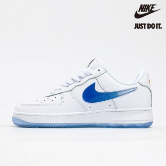 Kith x Nike Air Force 1 Low 'NYC - White' Knicks Away