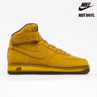 Nike Air Force 1 Mid SP Wheat 'Dark Mocha'
