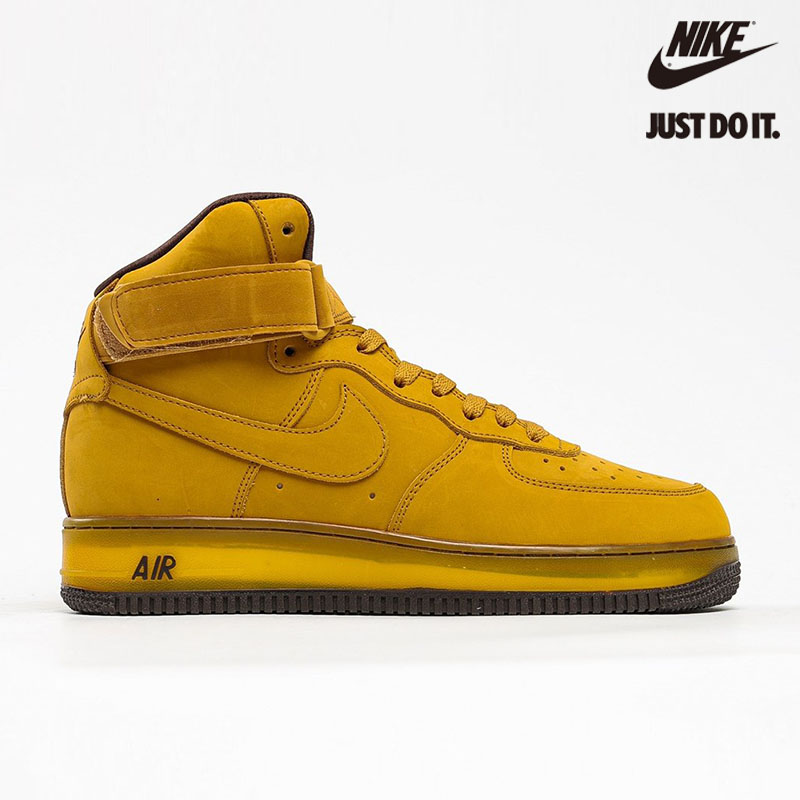 Nike Air Force 1 Mid SP Wheat 'Dark Mocha' - DC7504-600