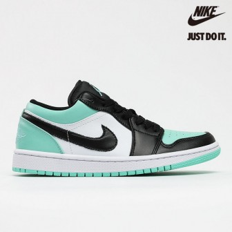 Air Jordan 1 Low Emerald Toe