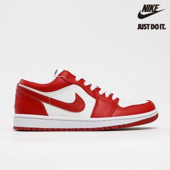 Air Jordan 1 Low 'Gym Red' White