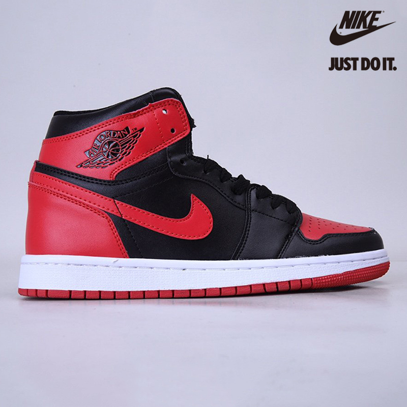 Nike Air Jordan 1 Retro Bred 2016