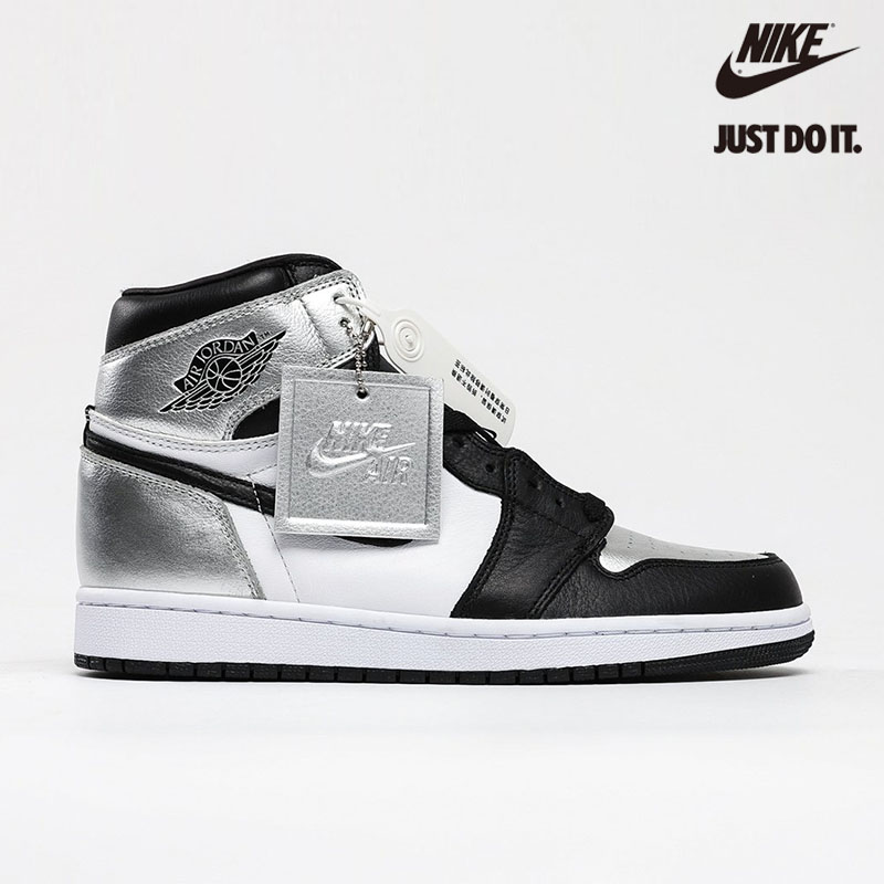 Air Jordan 1 Retro High OG 'Silver Toe' - CD0461-001