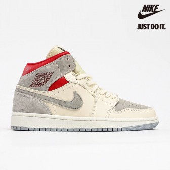 Air Jordan 1 Mid Sneakersnstuff 20th Anniversary 'Past, Present, Future'