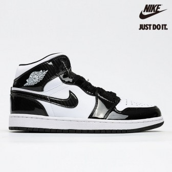 Air Jordan 1 Mid Carbon Fiber All-Star