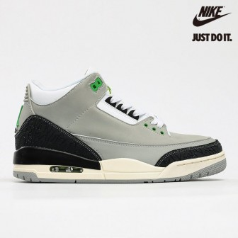 Air Jordan 3 Retro Thinker 'Chlorophyll'