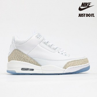 Air Jordan 3 Retro 'Triple White' SE