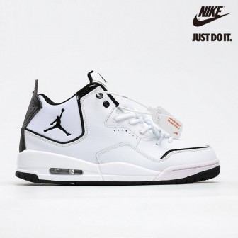 Air Jordan 'COURTSIDE 23' WHITE BLACK