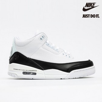 Fragment Design X Air Jordan 3 Retro Fragment SP 'WHITE'
