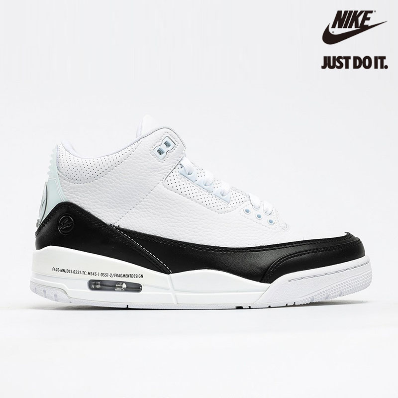 Nike Fragment Design X Air Jordan 3 Retro Fragment SP 'WHITE'