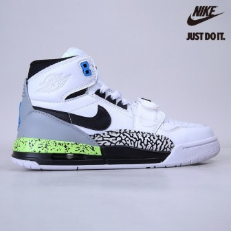 Just Don X Jordan Legacy 312 Command Force Volt