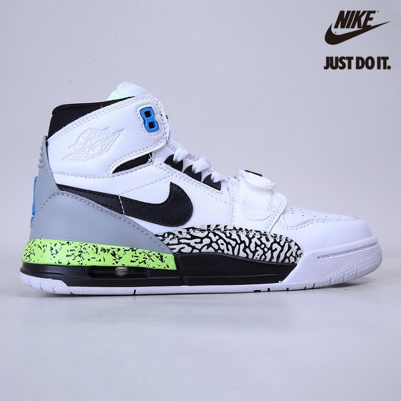 Nike Just Don X Jordan Legacy 312 Command Force Volt - AQ4160-107