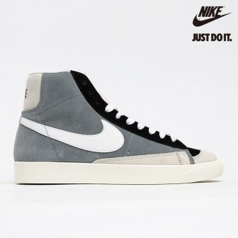 Nike Blazer Mid 77 Vintage 'Cool Grey Black' Summit White