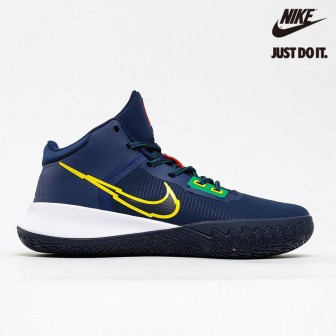 Nike Kyrie Flytrap 4 'Blue Void Yellow'