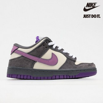 Nike Dunk Low Pro Sb 'Purple Pigeon' Light Prism Graphite Violet