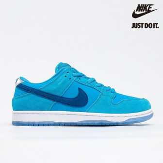 Nike Dunk Low SB 'Blue Fury' Royal Deep