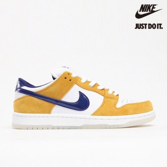 Nike SB Dunk Low 'Laser Orange' White Regency Purple