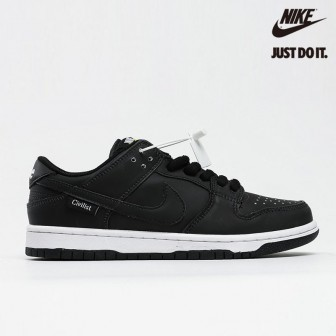 Nike Civilist x Dunk Low Pro SB QS 'Thermography' Black