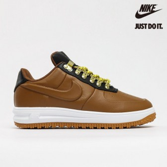 Nike Lunar Force 1 Duckboot Low 'Ale Brown'