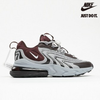 Air Max 270 React ENG 'Burgundy Ash' Ash LT Smoke Grey
