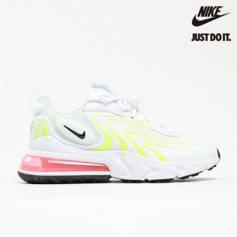 Nike Air Max 270 React ENG 'Watermelon' White Volt Pink